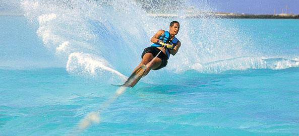 Sporty wodne Mauritius